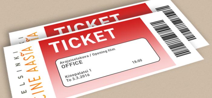 Helsinki Cine Aasia online ticket sale starts soon!