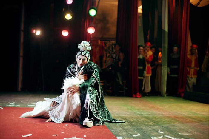 Näkökulma: Teatteri ja tanssi aasialaisessa elokuvassa